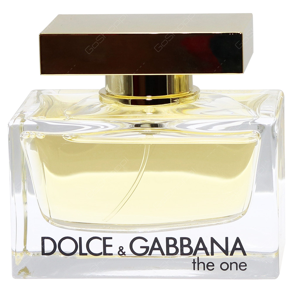 Dolce & Gabbana The One For Women Eau De Parfum 75ml