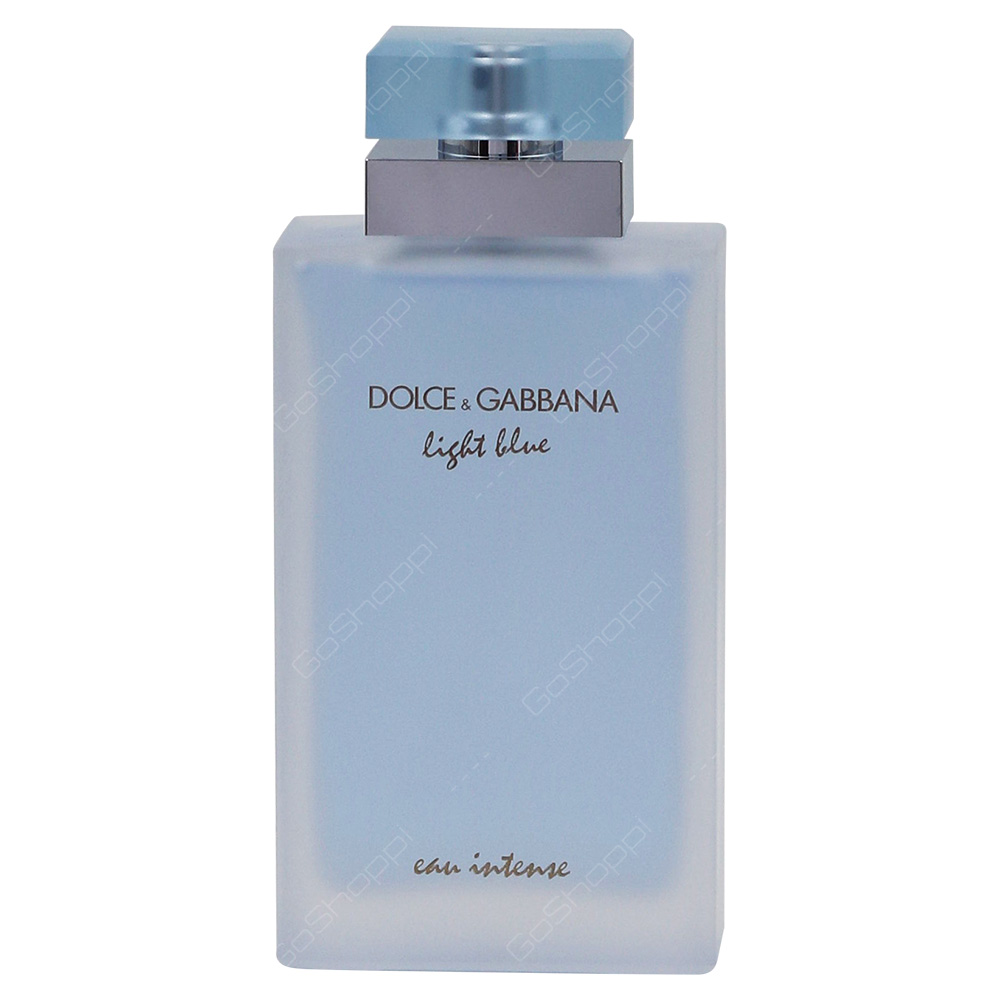 Dolce & Gabbana Light Blue Intense Pour Femme Eau De Parfum 100ml