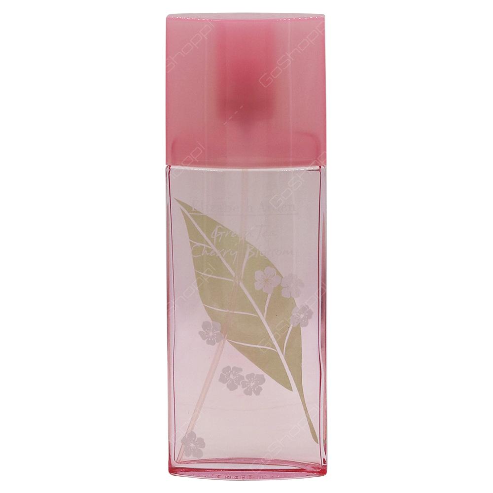 Elizabeth Arden Green Tea Cherry Blossom For Women Eau De Toilette 100ml