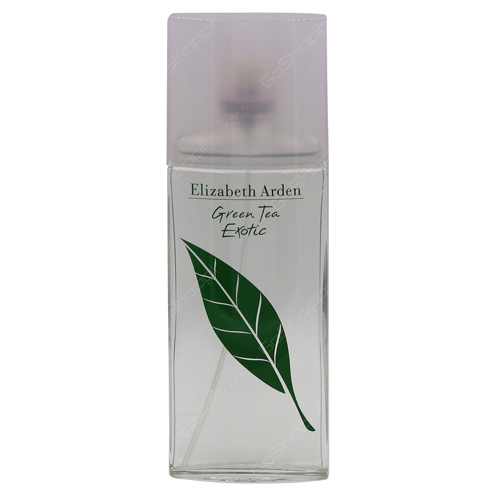 Elizabeth Arden Green Tea Exotic For Women Eau De Toilette 100ml