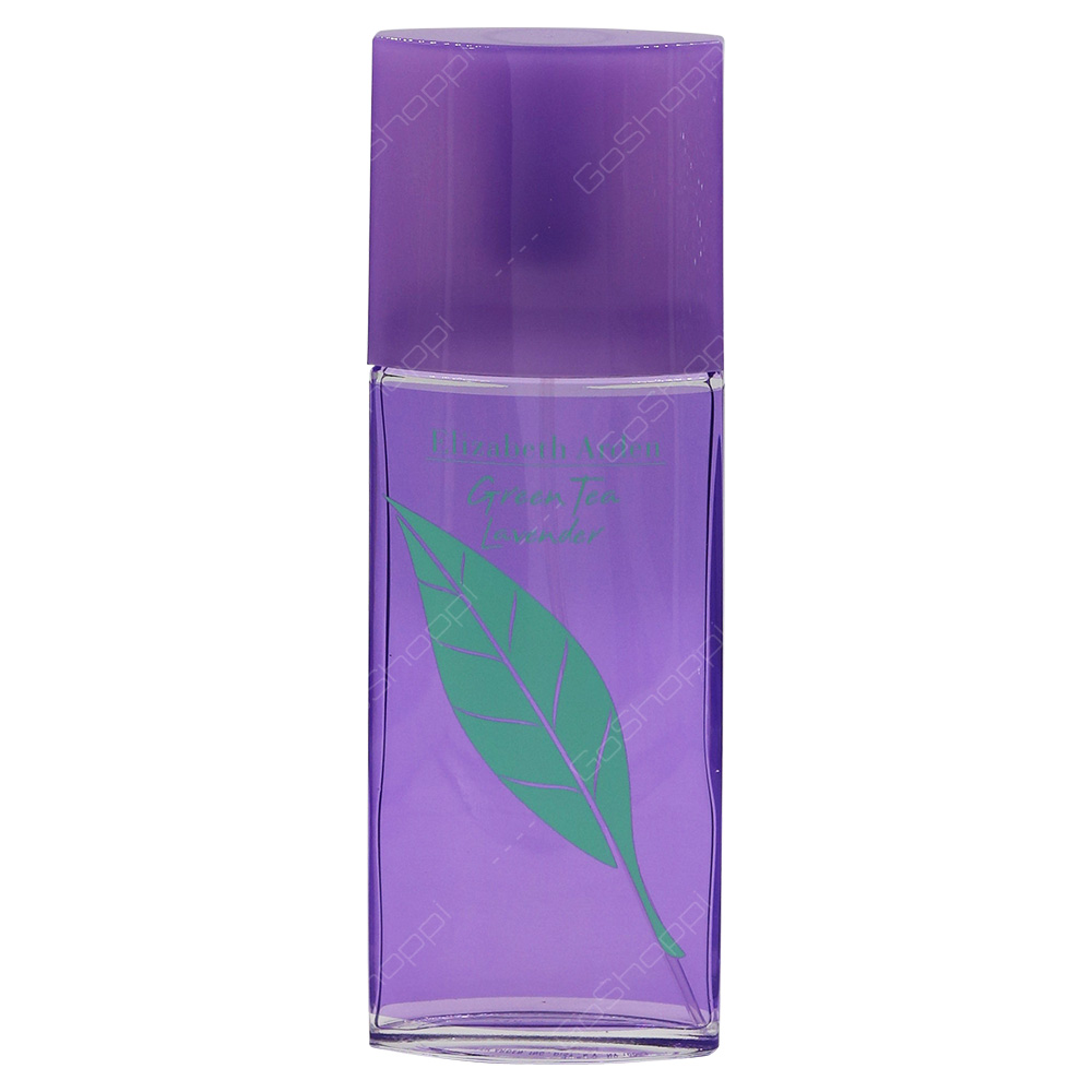 Elizabeth Green Tea Lavender For Women Eau De Toilette 100ml