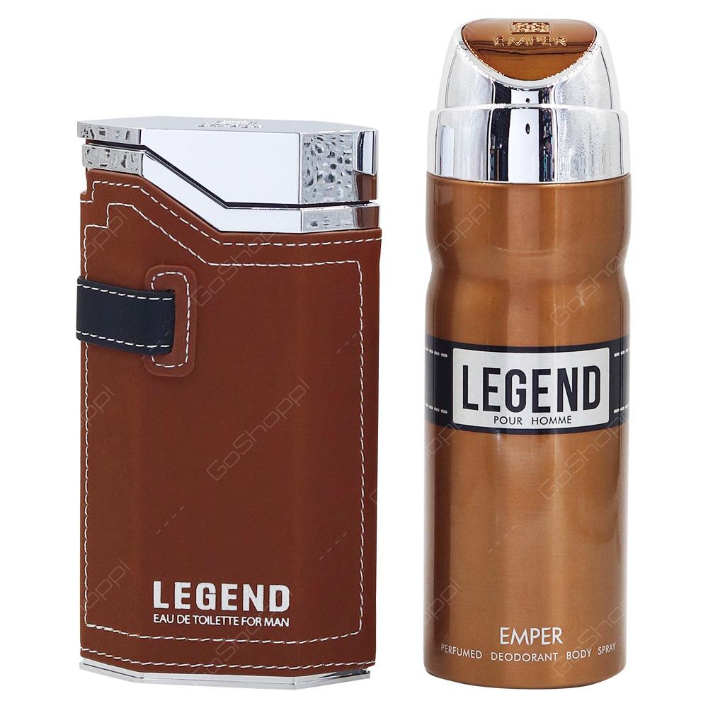 Emper Legend For Men Eau De Toilette 100ml