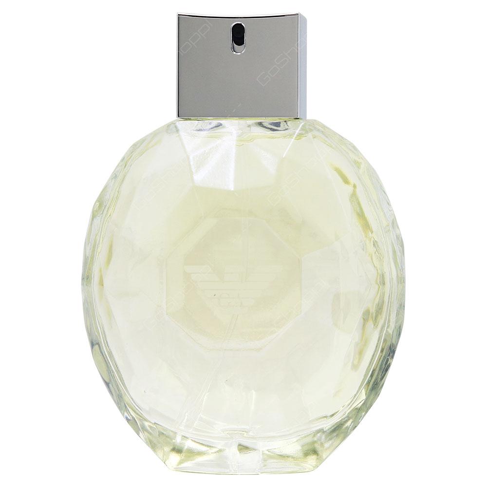 Emporio Armani Diamonds For Women Eau De Parfum 100ml