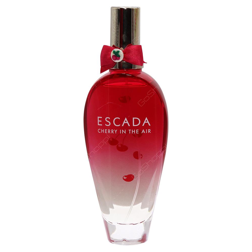 Escada Cherry In The Air Limited Edition For Women Eau De Toilette 100ml