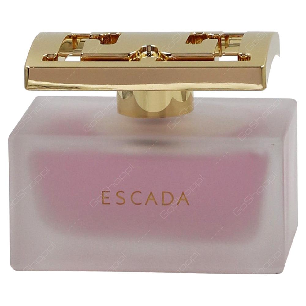 Escada Especially Delicate Notes For Women Eau De Toilette 75ml