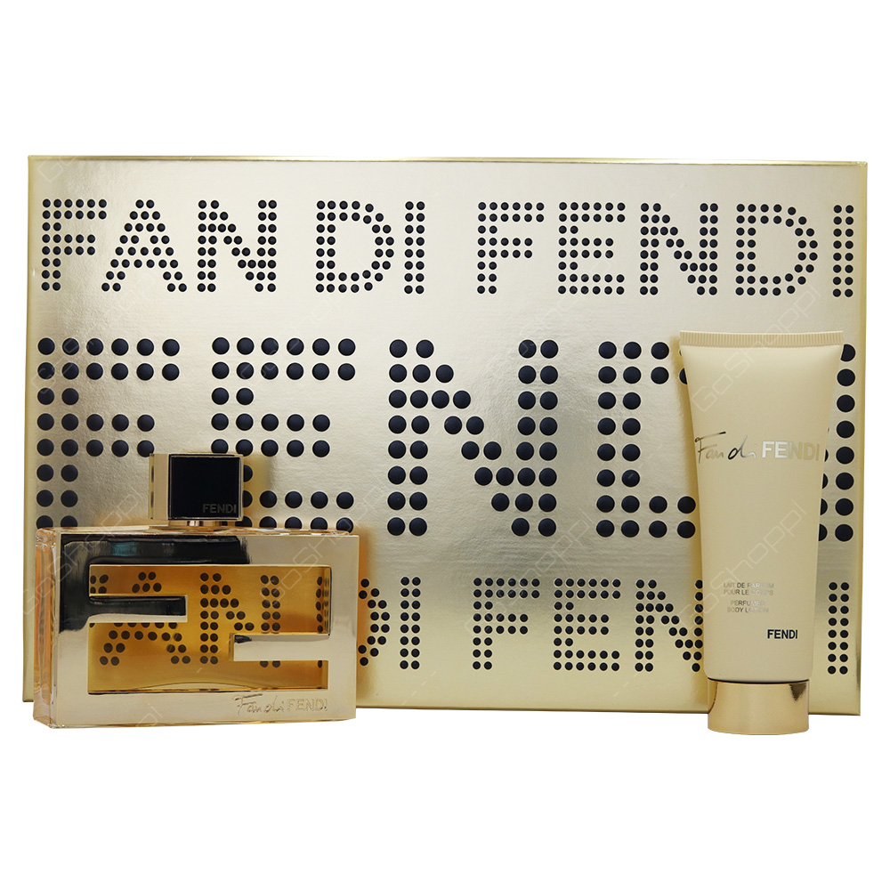 Fendi Fan Di Fendi Gift Set For Women 2pcs