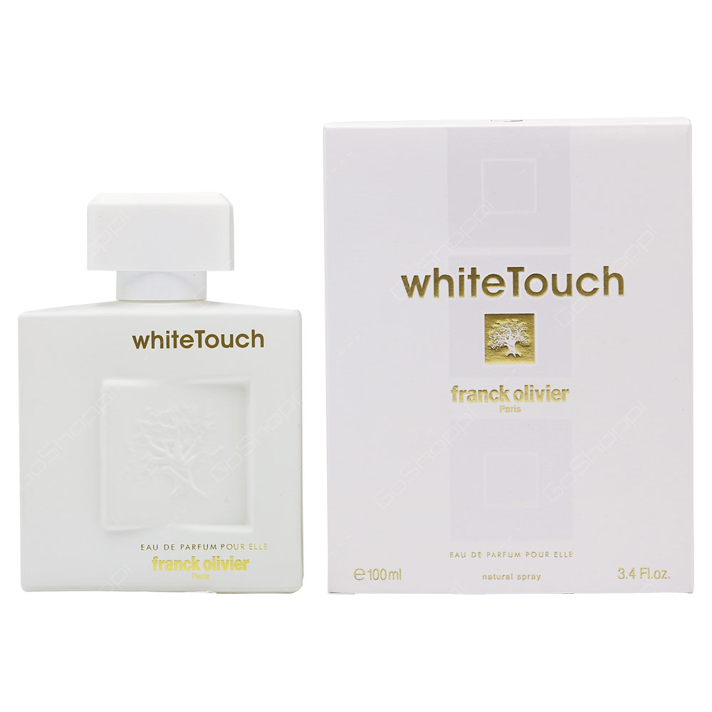 Franck Olivier White Touch For Women Eau De Parfum 100ml