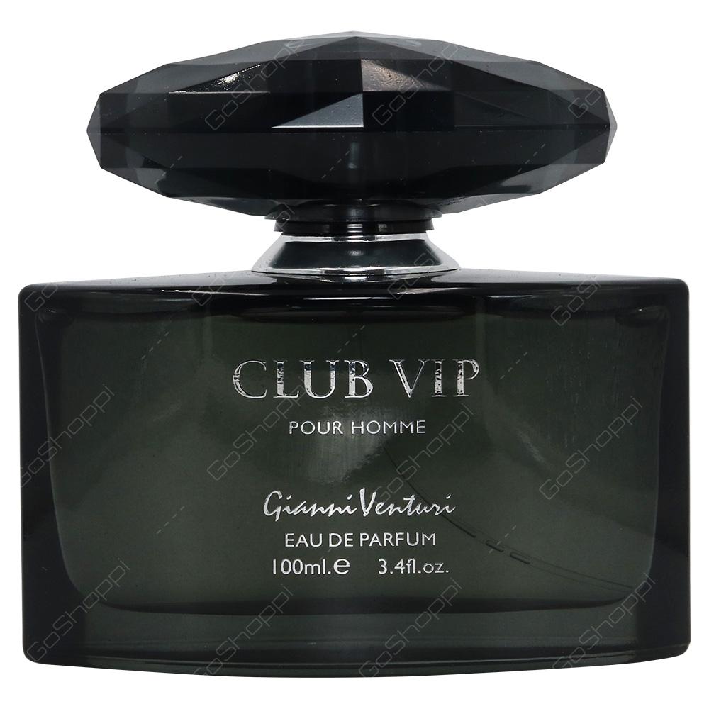 Gianni Venturi Club VIP Pour Homme Eau De Parfum 100ml