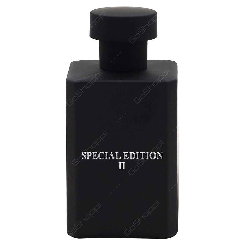 Giorgio Black Special Edition II For Him Eau De Parfum 100ml