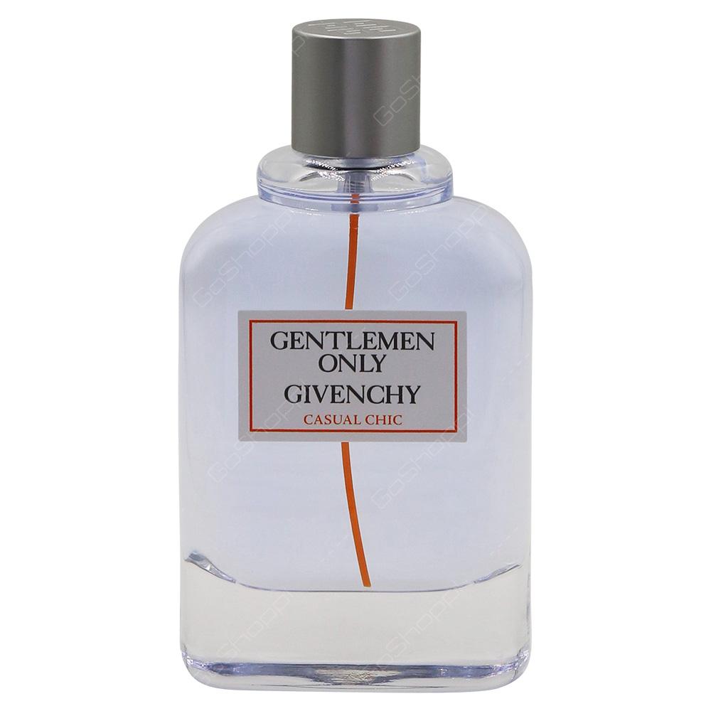 Givenchy Gentlemen Only Casual Chic For Him Eau De Toilette 100ml
