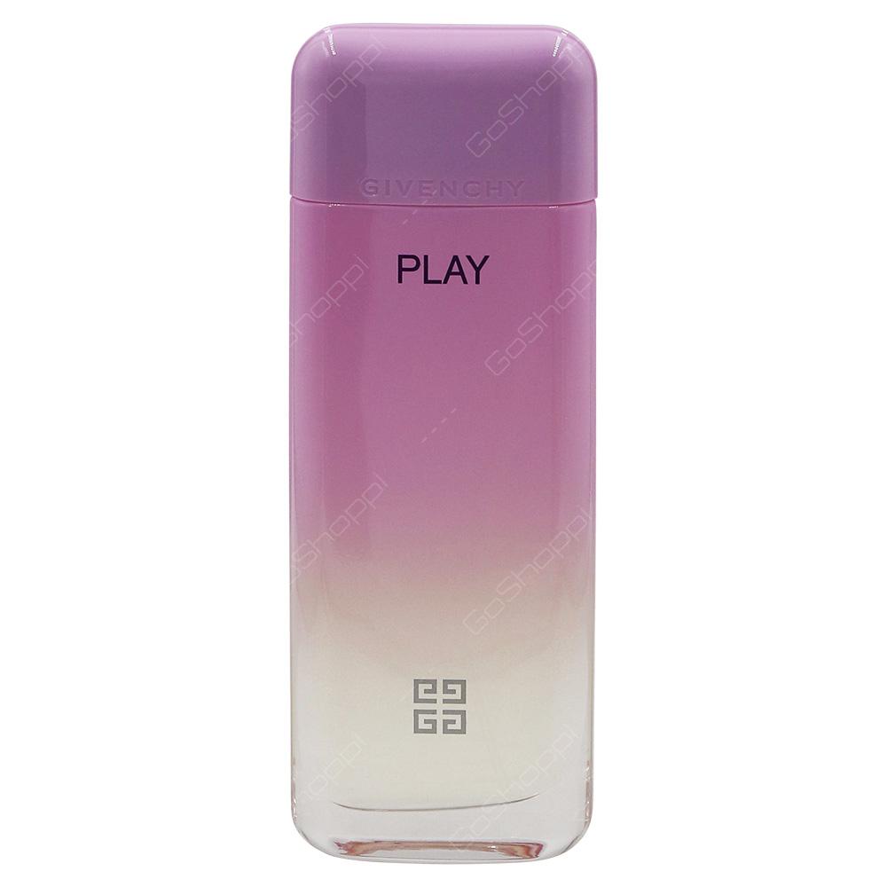 Givenchy Play For Women Eau De Parfum 75ml