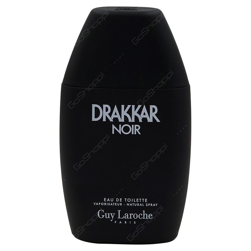 Guy Laroche Drakkar Noir For Men Eau De Toilette 200ml