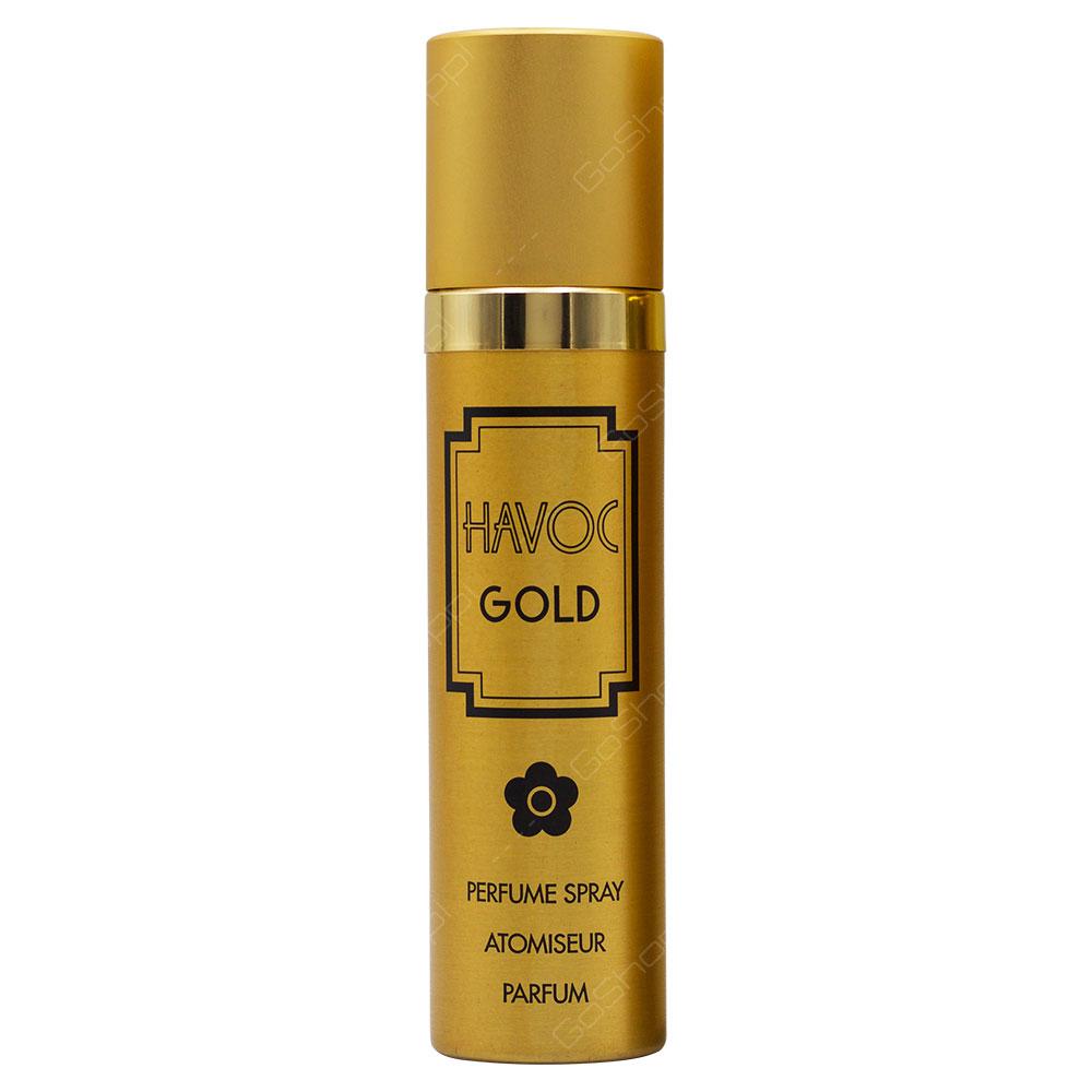 Havoc Gold For Men Eau De Parfum 75ml