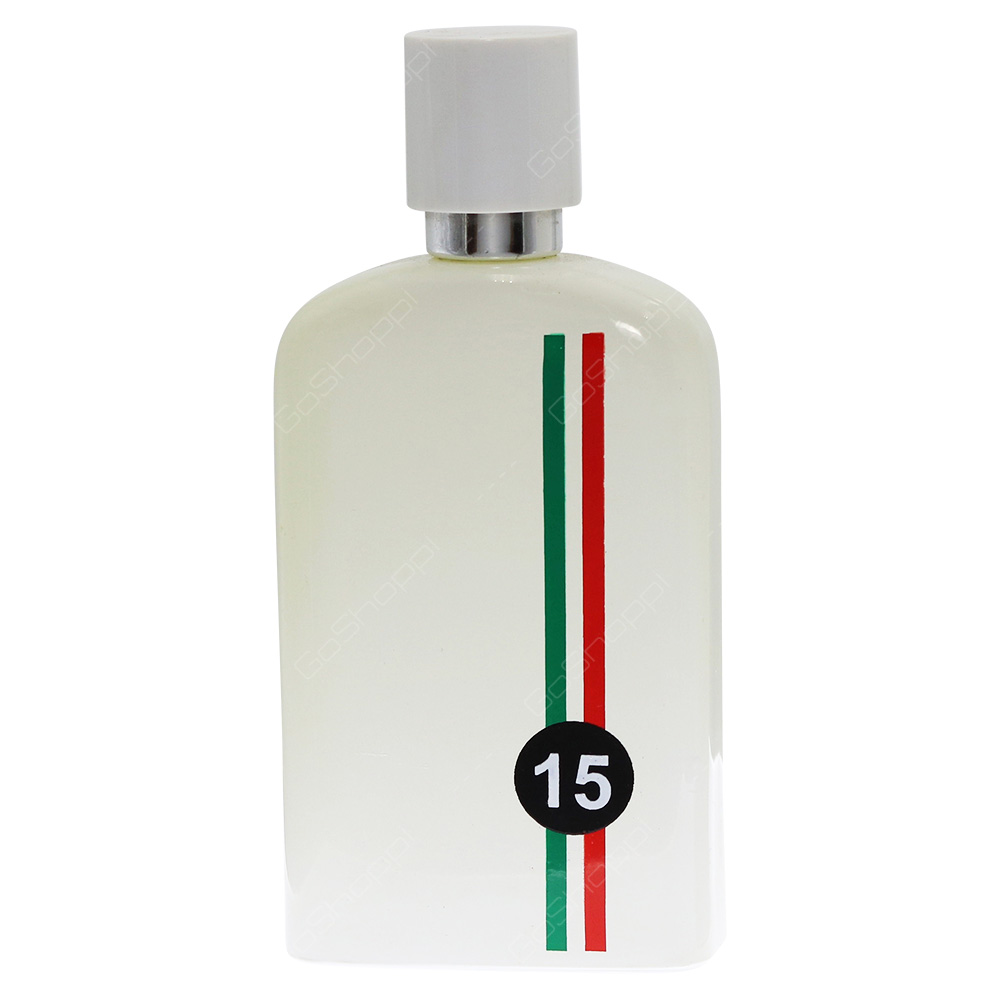 Italian Collection No 15 For Men Eau De Parfum 100ml