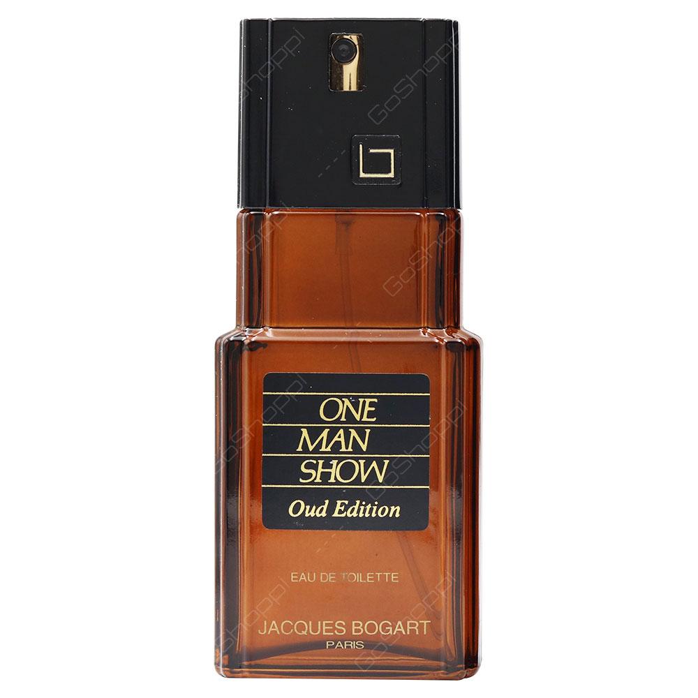 Jacques Bogart One Man Show Oud Edition For Men Eau De Toilette 100ml