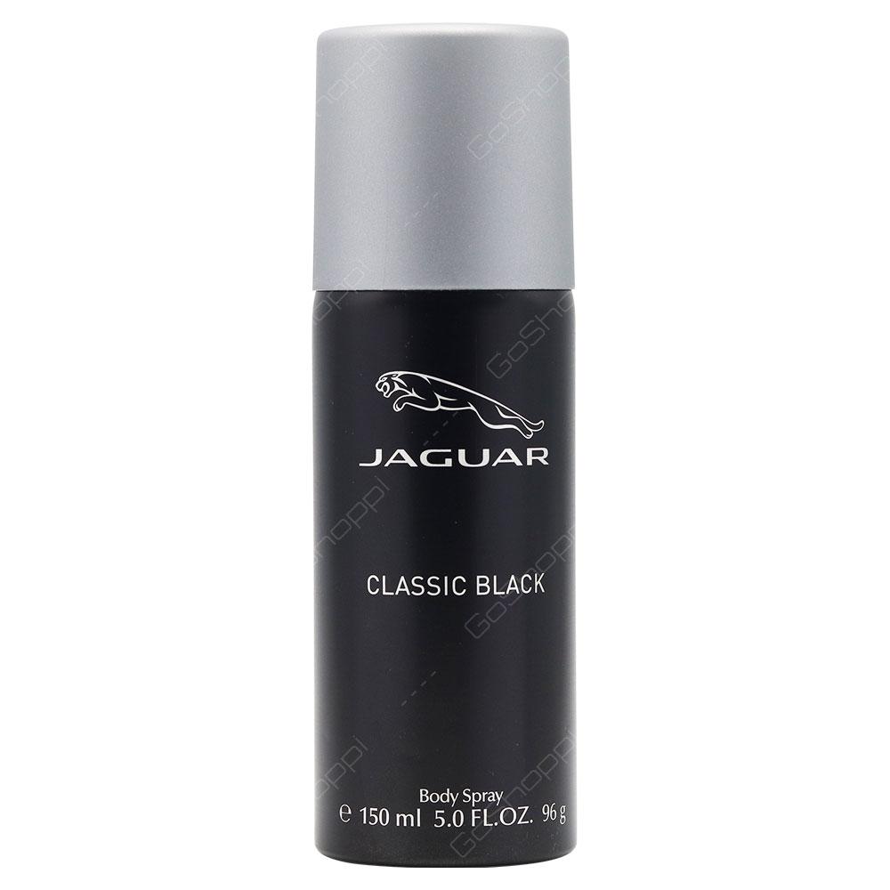 Jaguar Classic Black Body Spray For Men 150ml