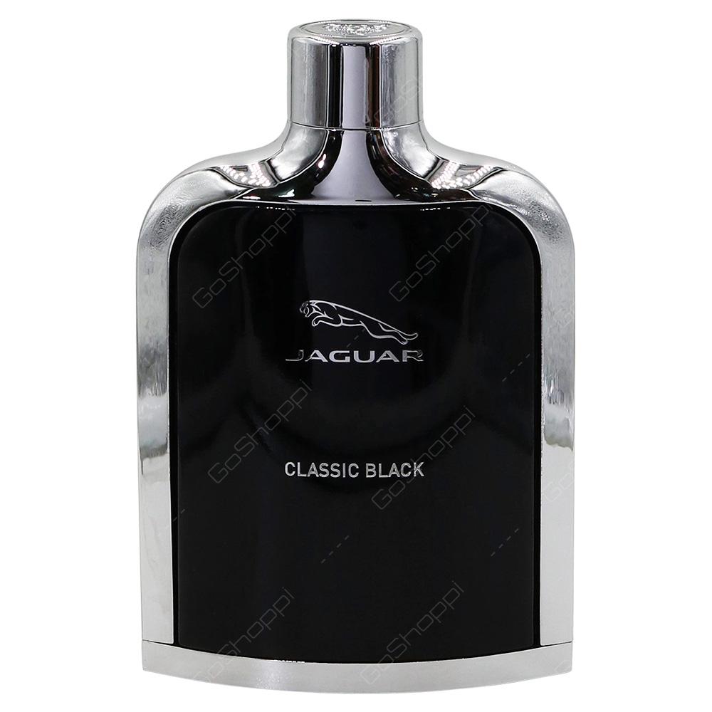Jaguar Classic Black For Men Eau De Toilette 100ml