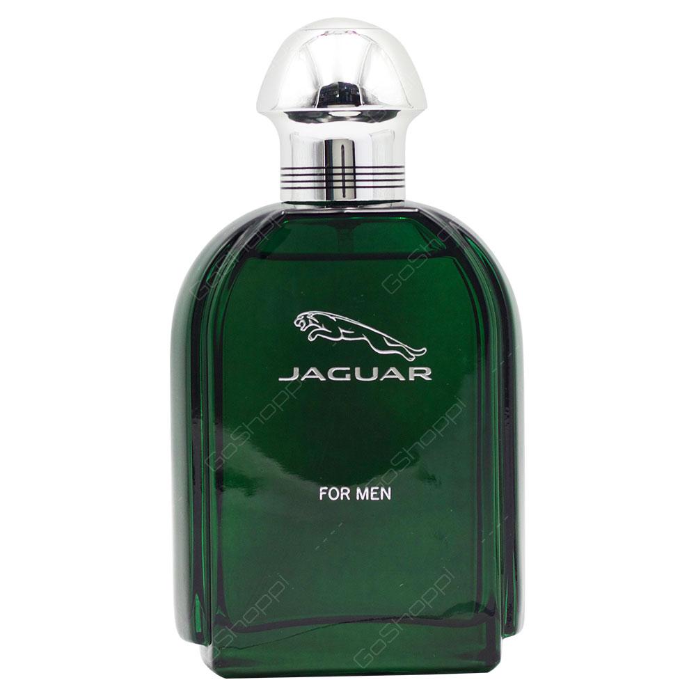 Jaguar Green For Men Eau De Toilette 100ml