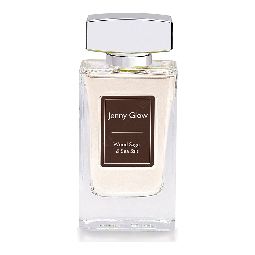 Jenny Glow Wood Sage And Sea Salt For Unisex - Eau De Parfum - 80 ml