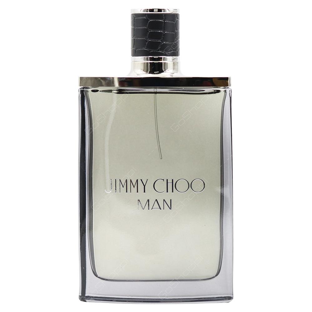 Jimmy Choo Man Eau De Toilette 100ml