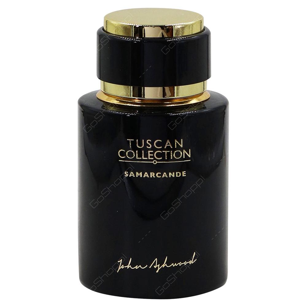 John Ashwood Tuscan Collection Samar Cande Eau De Parfum 100ml
