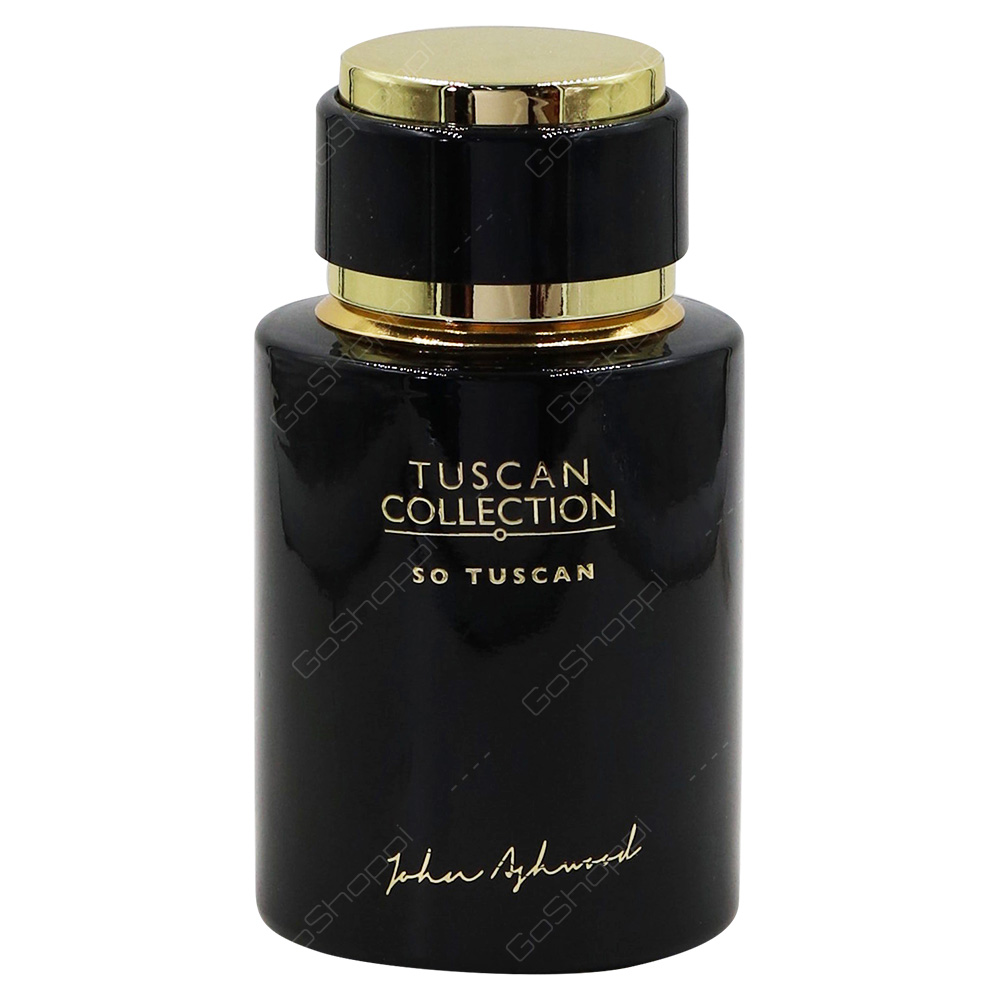 John Ashwood Tuscan Collection So Tuscan Eau De Parfum 100ml