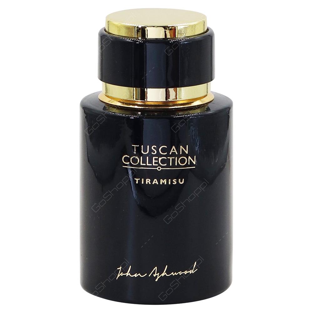 John Ashwood Tuscan Collection Tiramisu Eau De Parfum 100ml