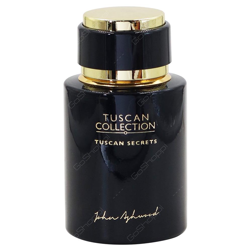 John Ashwood Tuscan Collection Tuscan Secrets Eau De Parfum 100ml
