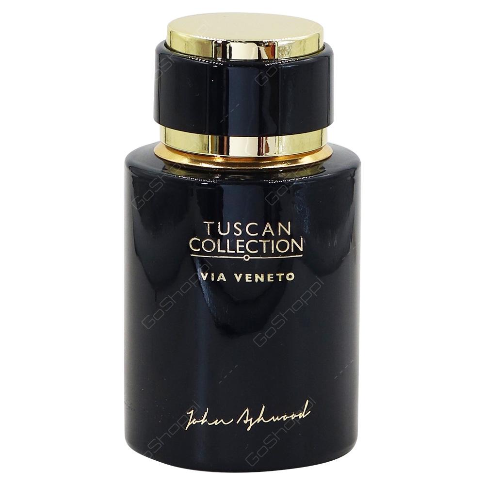 John Ashwood Tuscan Collection Via Veneto Eau De Parfum 100ml