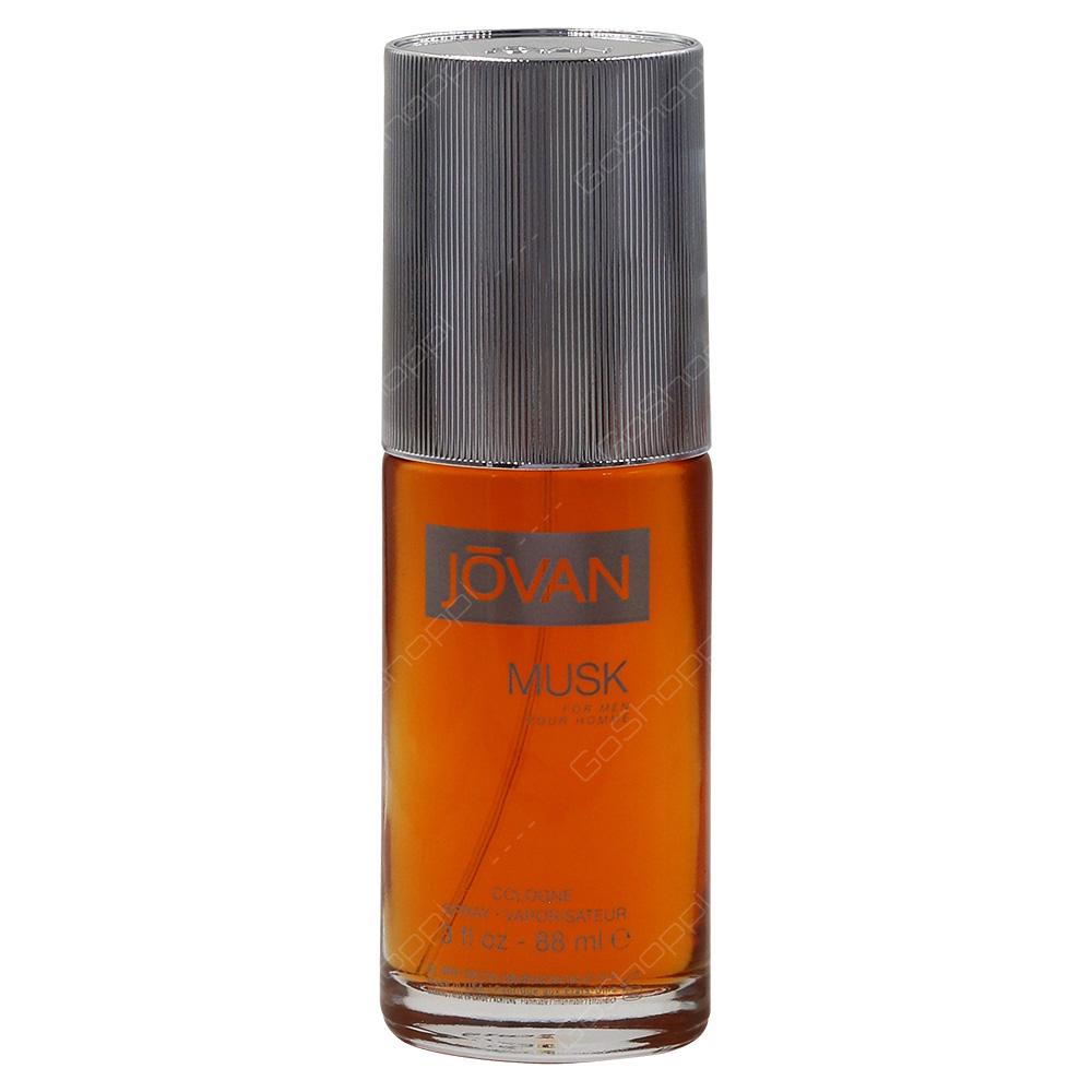 Jovan Musk Colonge Spray For Men 88ml
