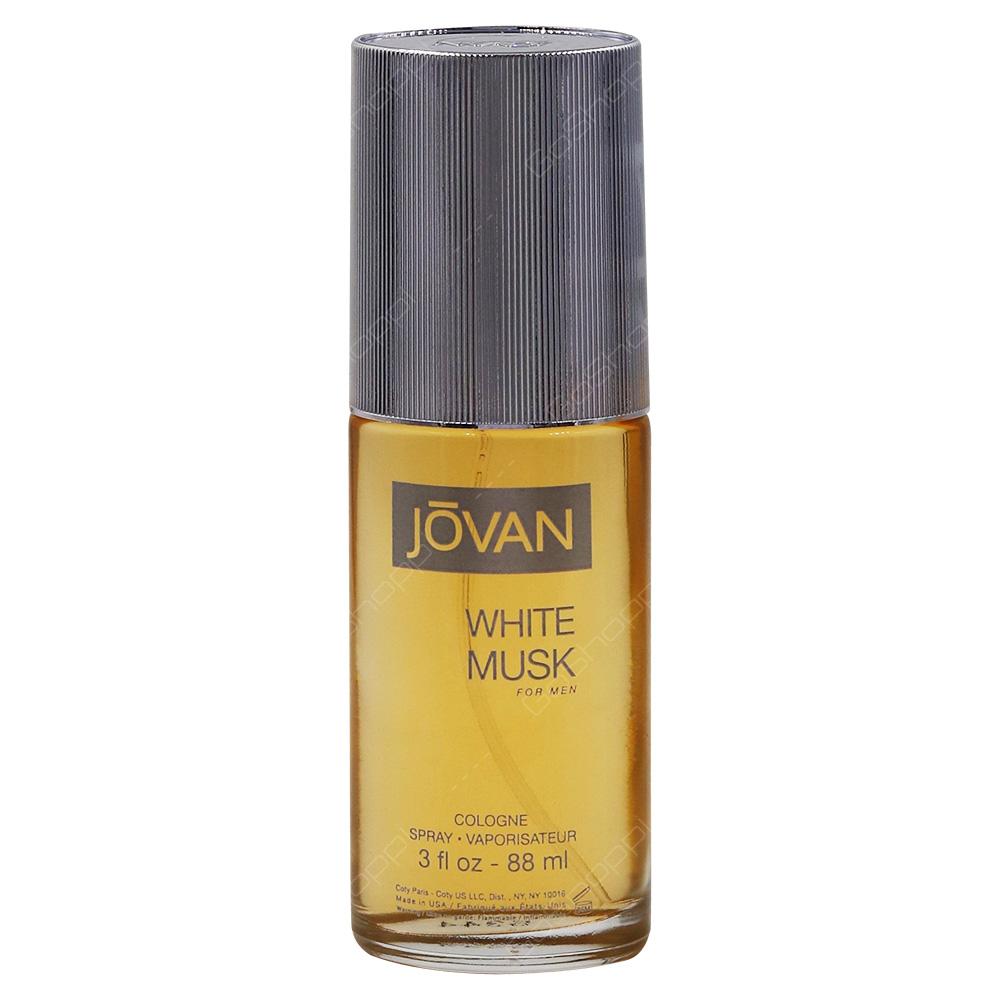 Jovan White Musk Colonge Spray For Men 88ml