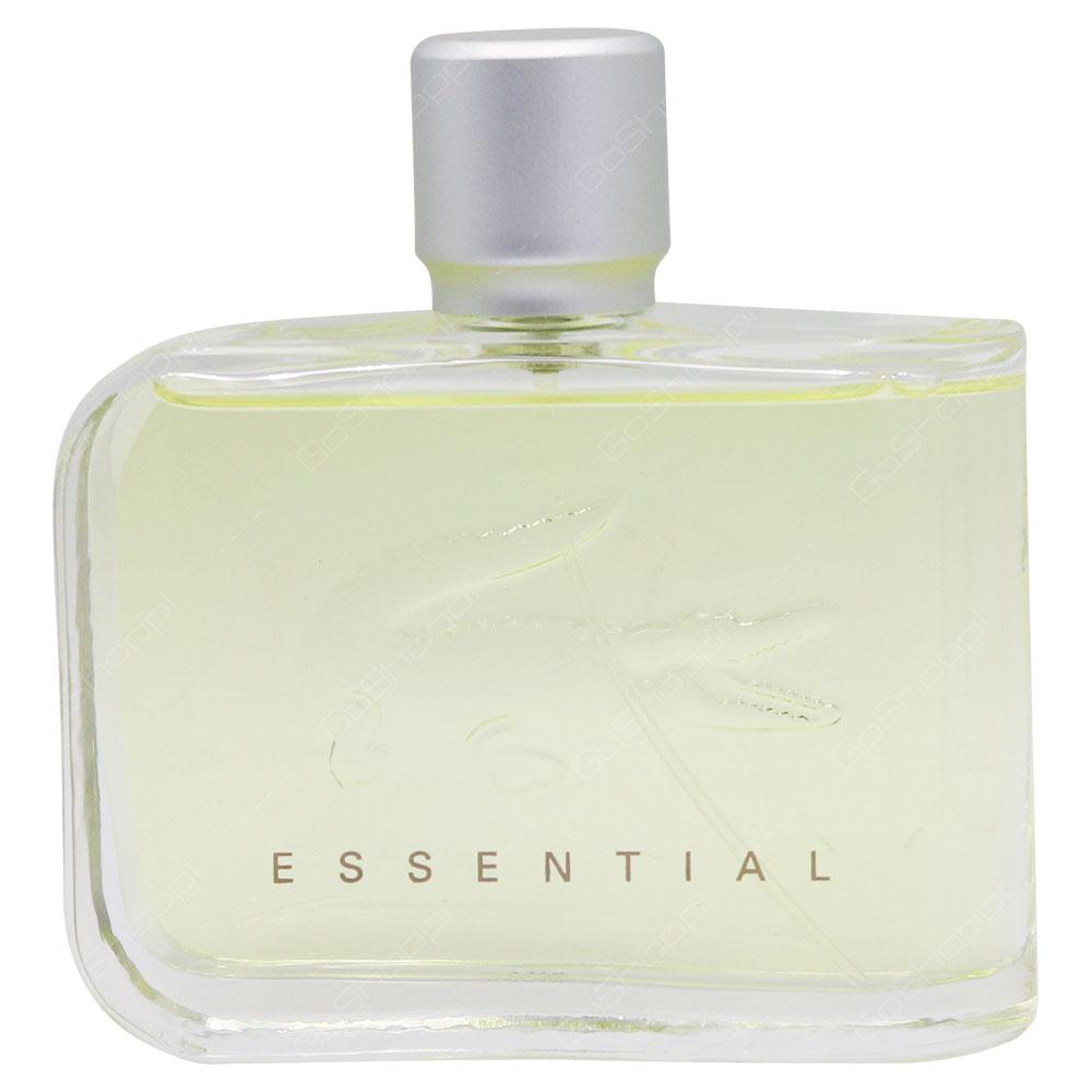 Lacoste Essential Pour Homme Eau De Toilette 125ml