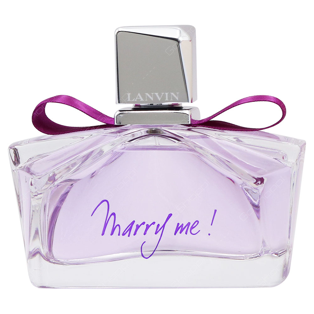 Lanvin Marry Me For Women Eau De Parfum 75ml