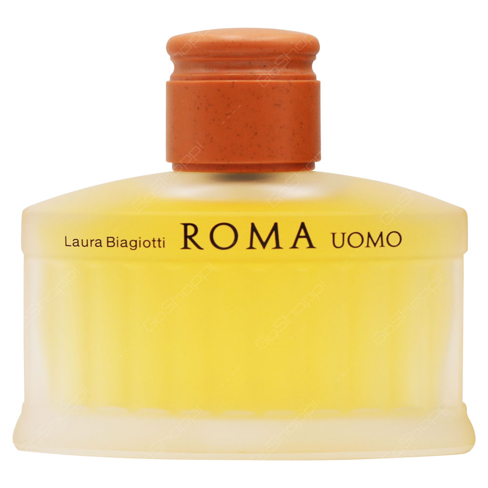 Laura Biagiotti Roma Uomo For Men Eau De Toilette 125ml