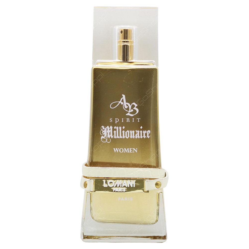 Lomani AB Spirit Millionaire Women Eau De Parfum 100ml
