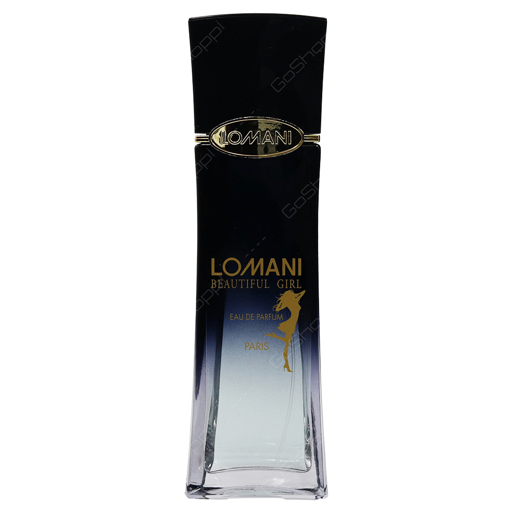 Lomani Beautiful Girl Eau De Parfum 100ml