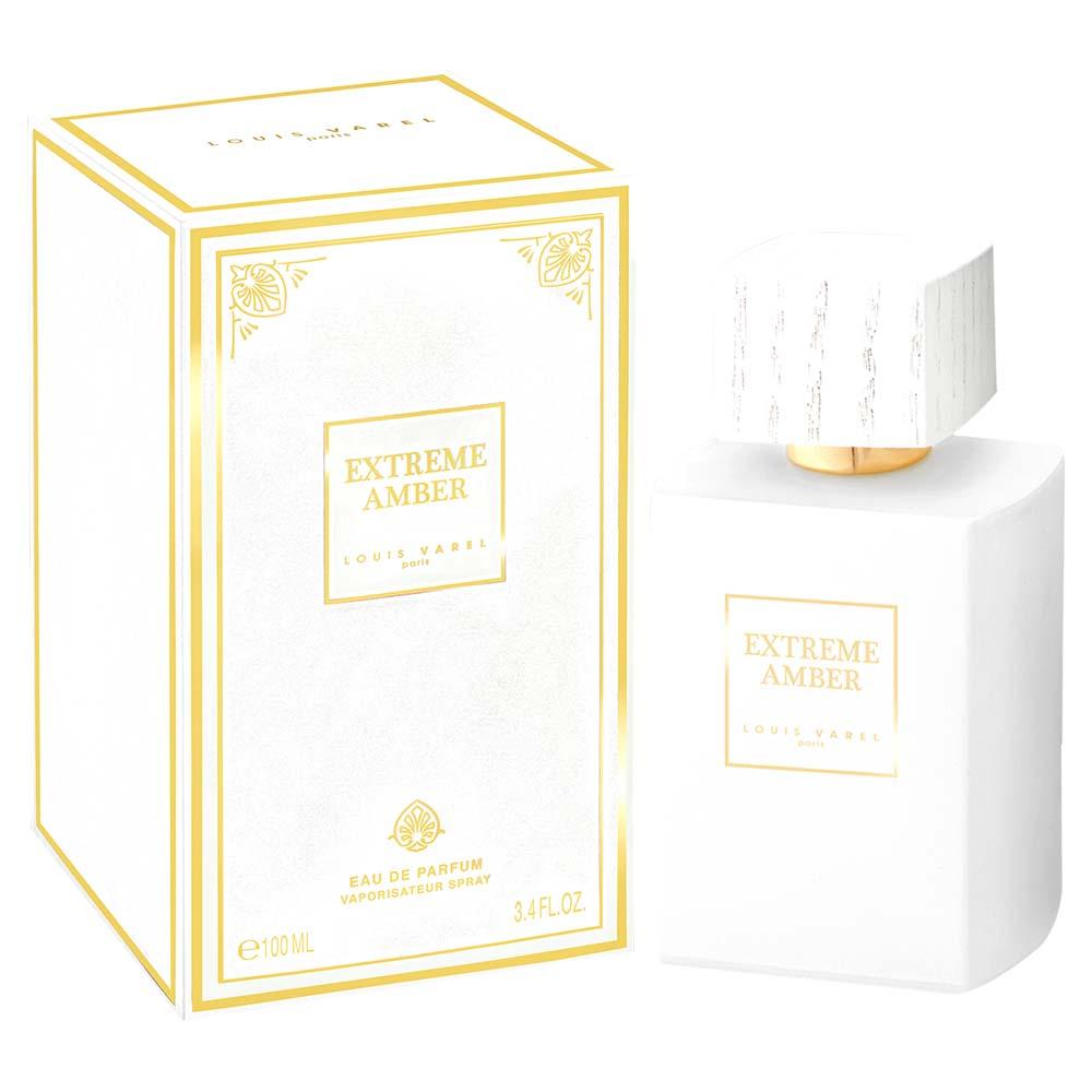 Louis Varel Paris Extreme Amber For Unisex Eau De Parfum 100ml