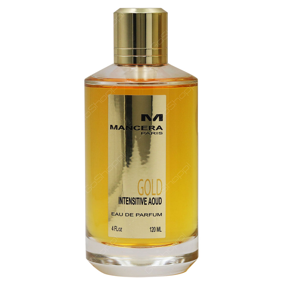 Mancera Gold Intensitive Aqua Eau De Parfum 120ml