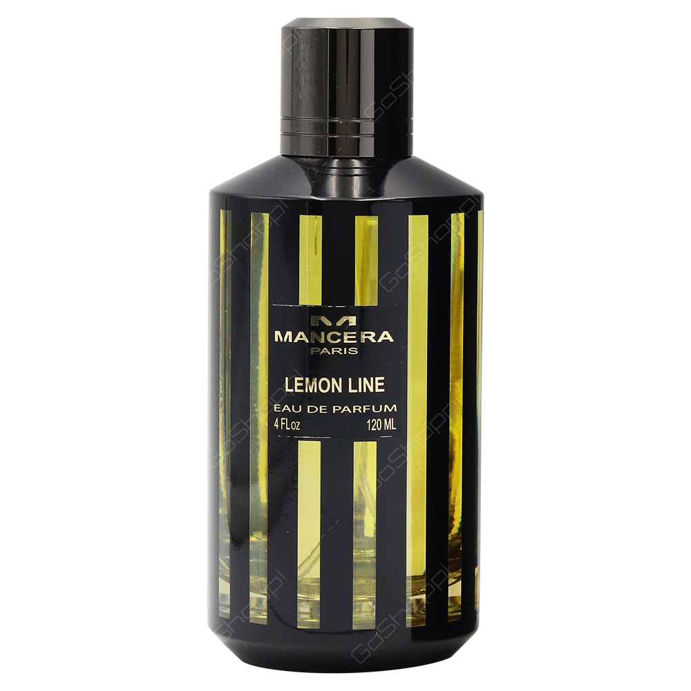 Mancera Lemon Lime Eau De Parfum 120ml