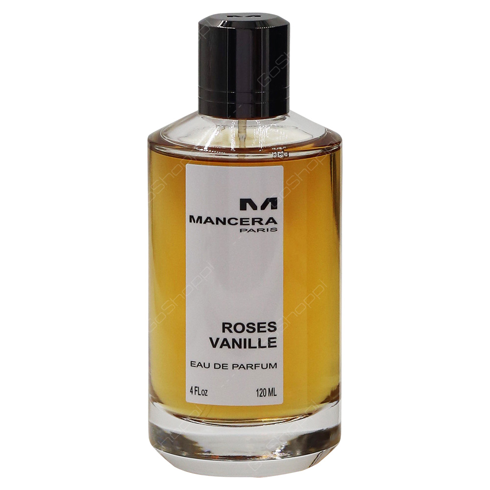 Mancera Rose Vanilla For Women Eau De Parfum 120ml