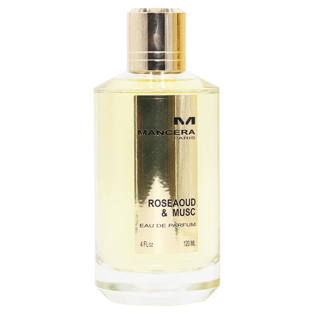 Mancera Roseaoud & Musc Eau De Parfum 120ml