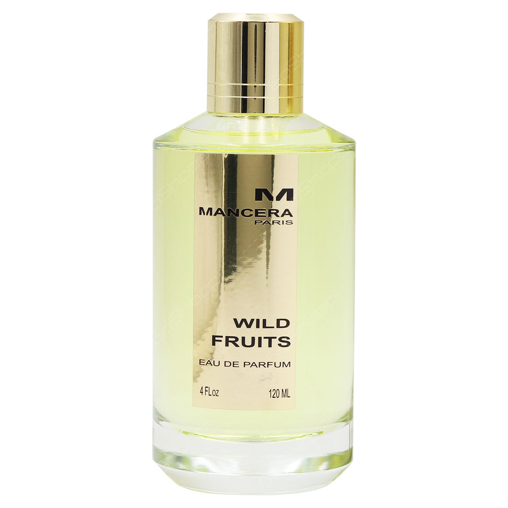 Mancera Wild Fruits Eau De Parfum 120ml