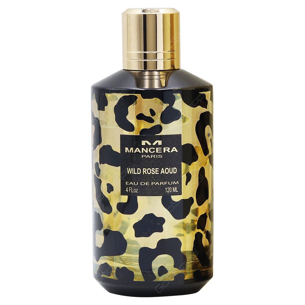 Mancera Wild Rose Aoud Eau De Parfum 120ml