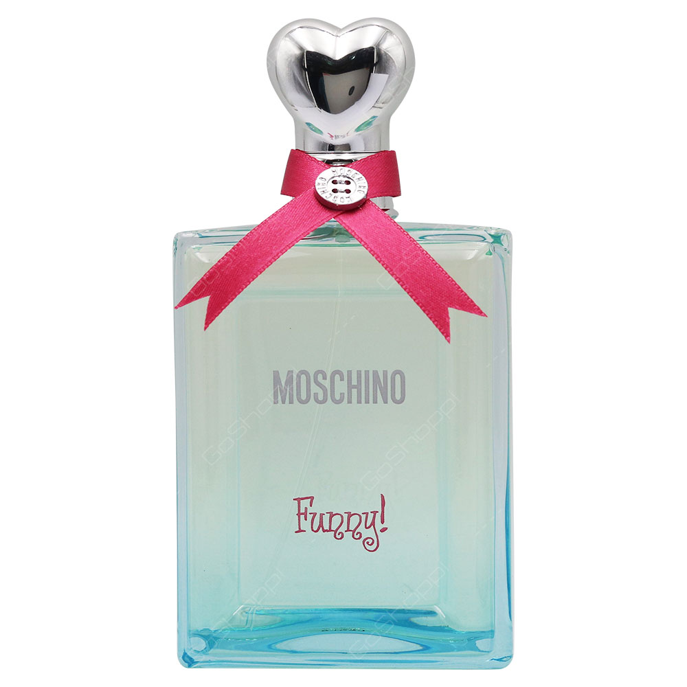 Moschino Funny For Women Eau De Toilette 100ml