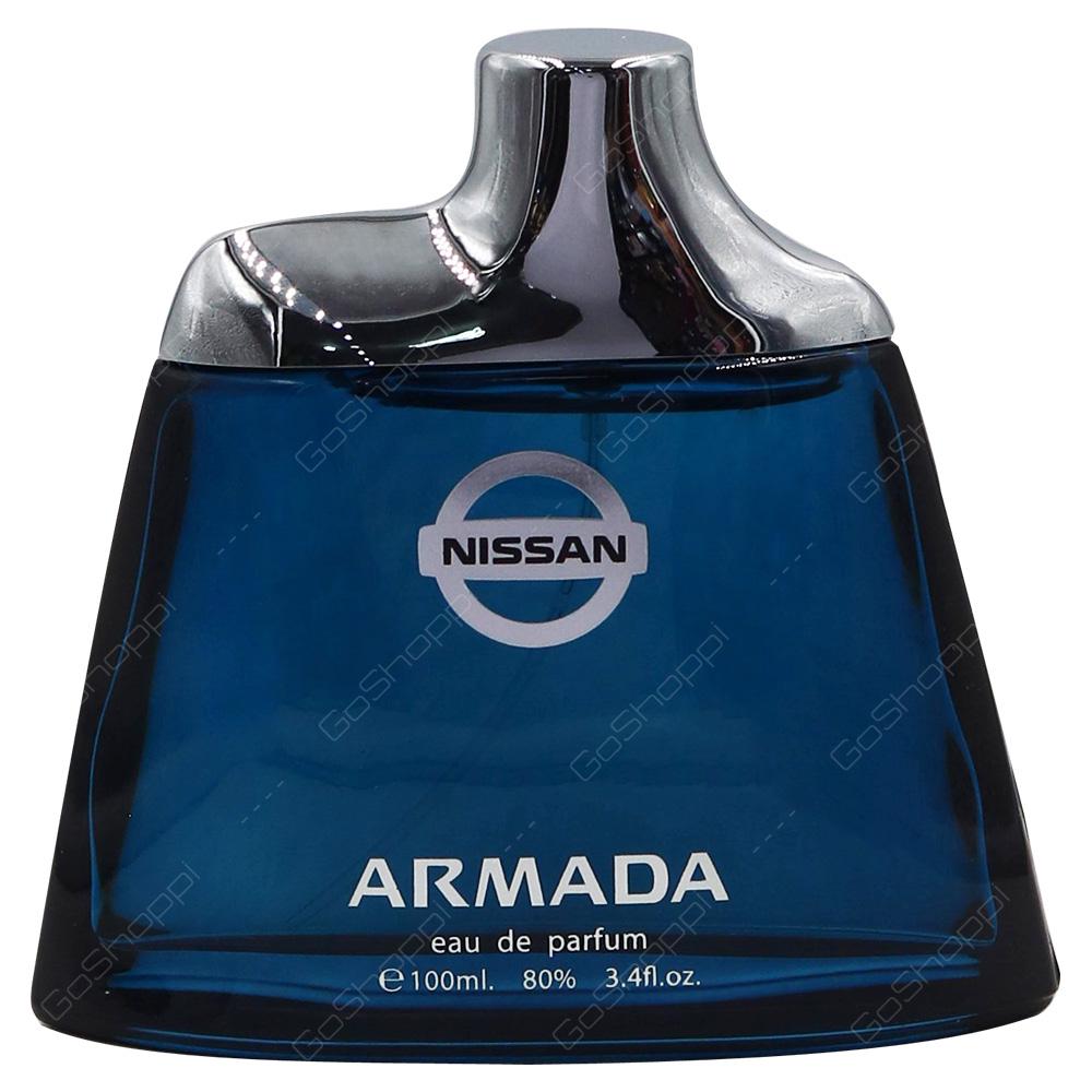 Nissan Armada For Men Eau De Parfum 100ml