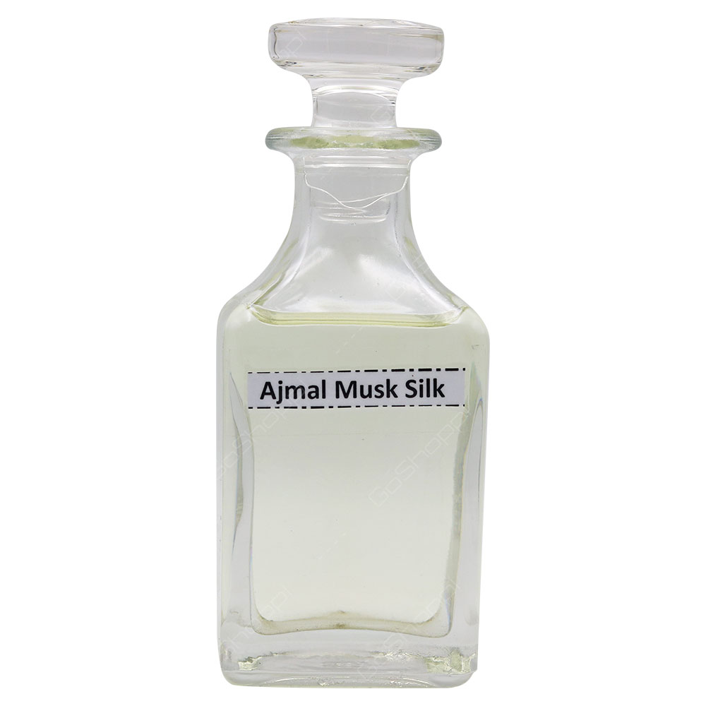 Oil Based - Ajmal Musk Silk Spray