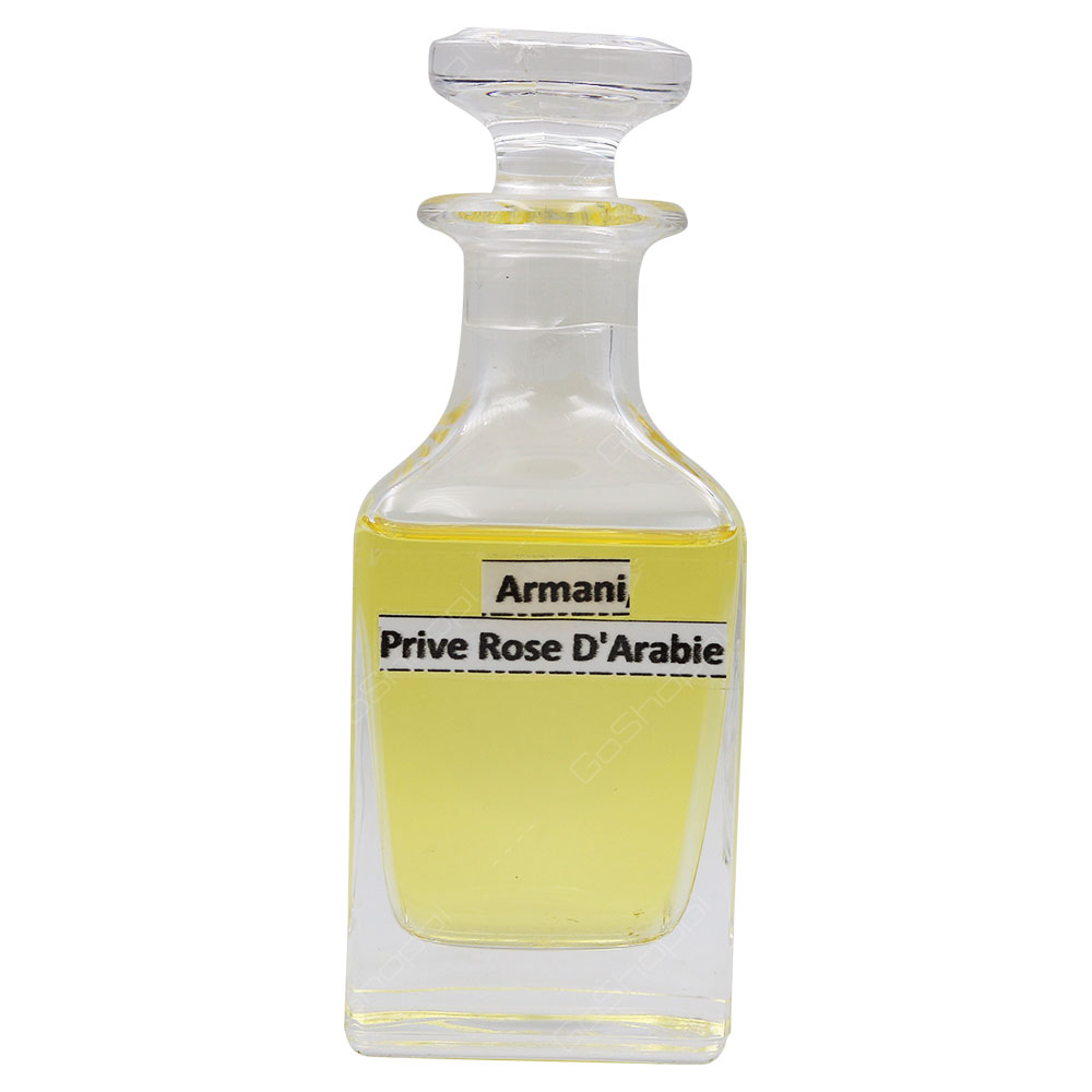 Oil Based - Armani Prive Rose D