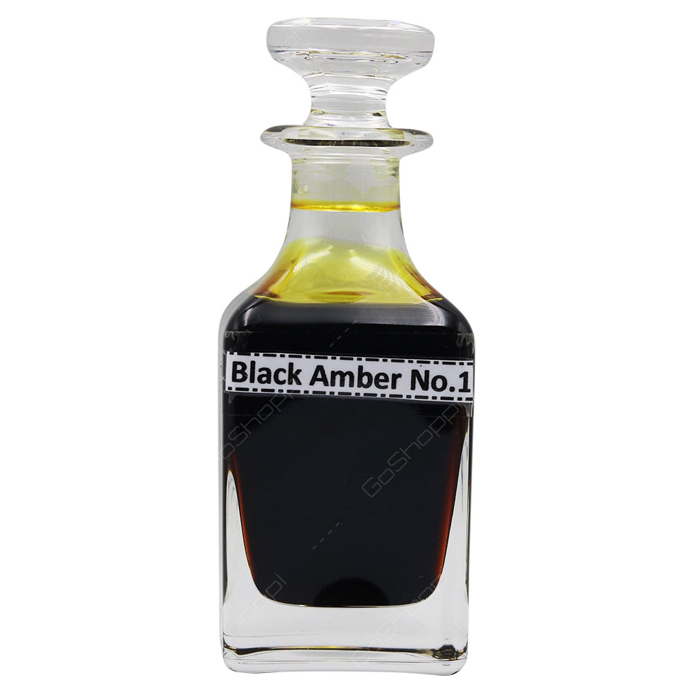 Oil Based - Black Amber No 1 Spray