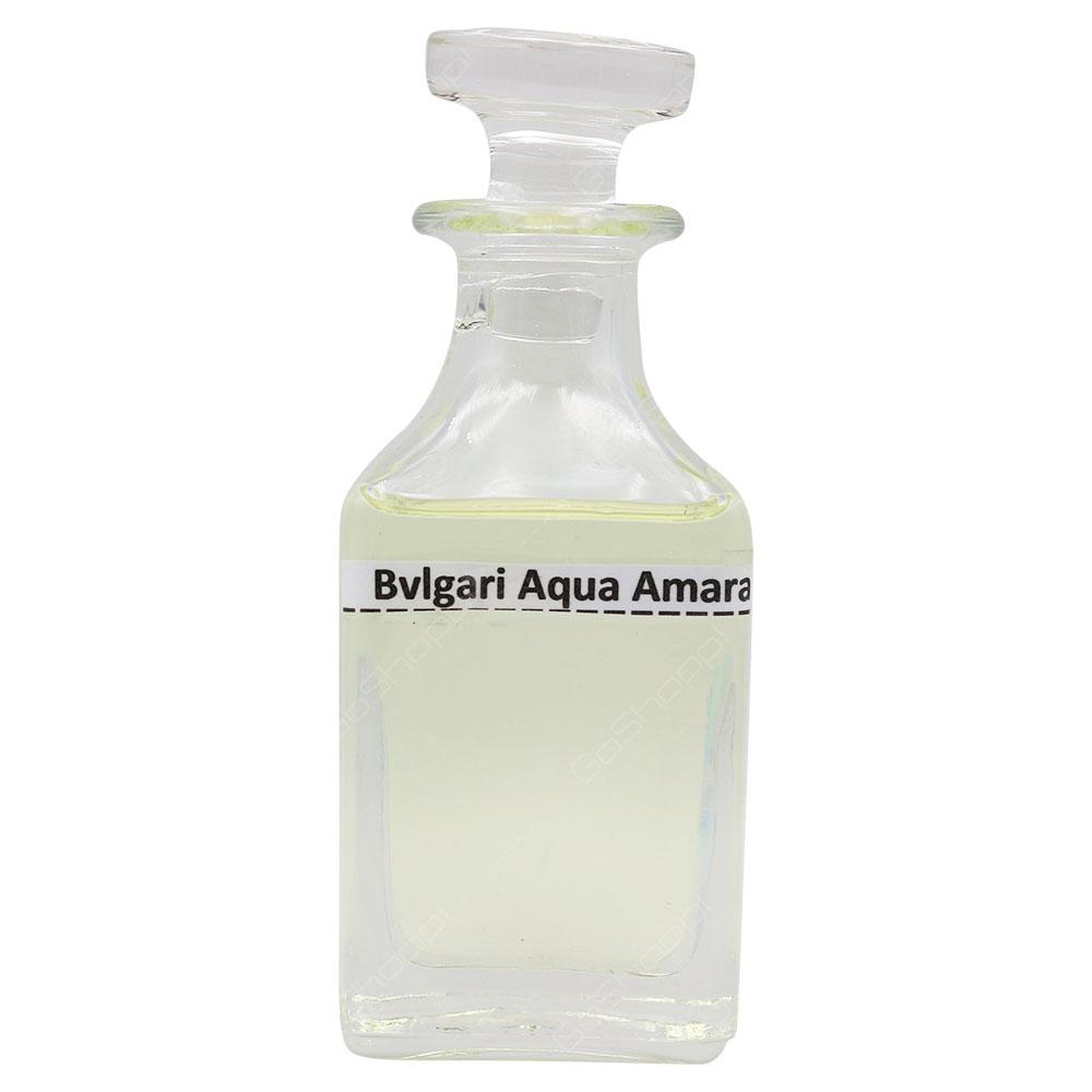Oil Based - Bulgari Aqua Amara For Men Spray