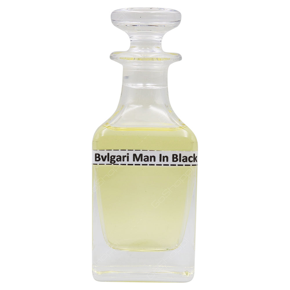 Oil Based - Bulgari Man In Black For Men Spray